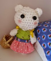 http://www.ravelry.com/patterns/library/amigurumi-snow-white-bear
