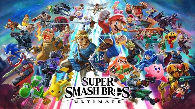 Estas son las novedades del Super Smash Bros. Ultimate (Video)