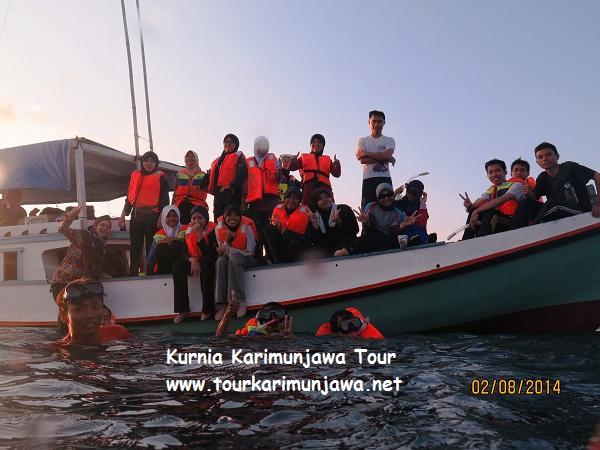 paket tour karimunjawa salatiga pp murah
