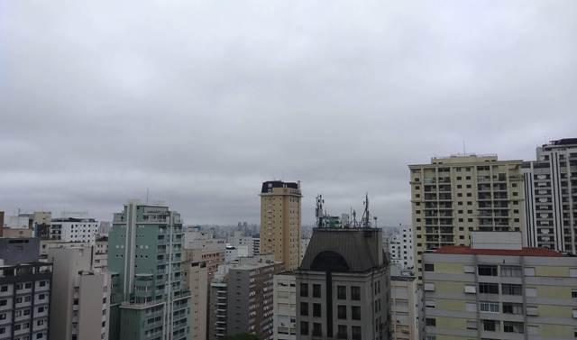 Vista do quarto do Hotel Intercontinental São Paulo