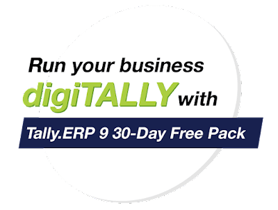 Tally ERP 9 Free Download 30 Days license
