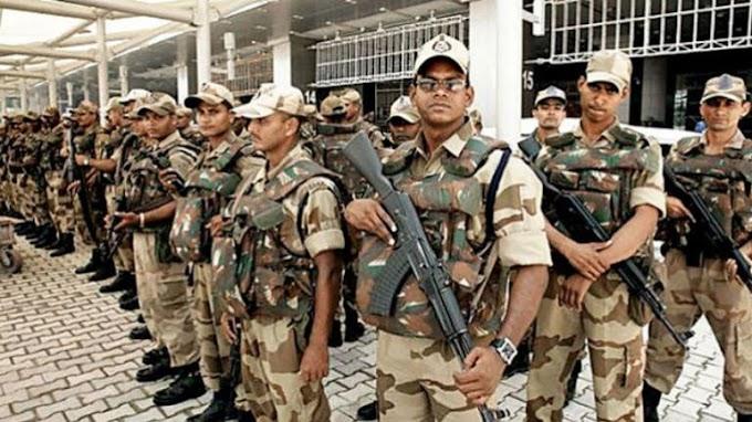 CISF Constable Recruitment-केंद्रीय औद्योगिक सुरक्षा बल कांस्टेबल ट्रेडमैन   के 914 पदों पर भर्ती हेतु Qualification :- 8th/10th वीं पास
