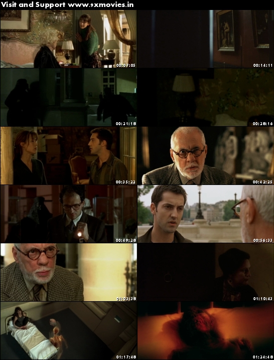 Belphegor Phantom of the Louvre 2001 Dual Audio Hindi 720p BDRip x264
