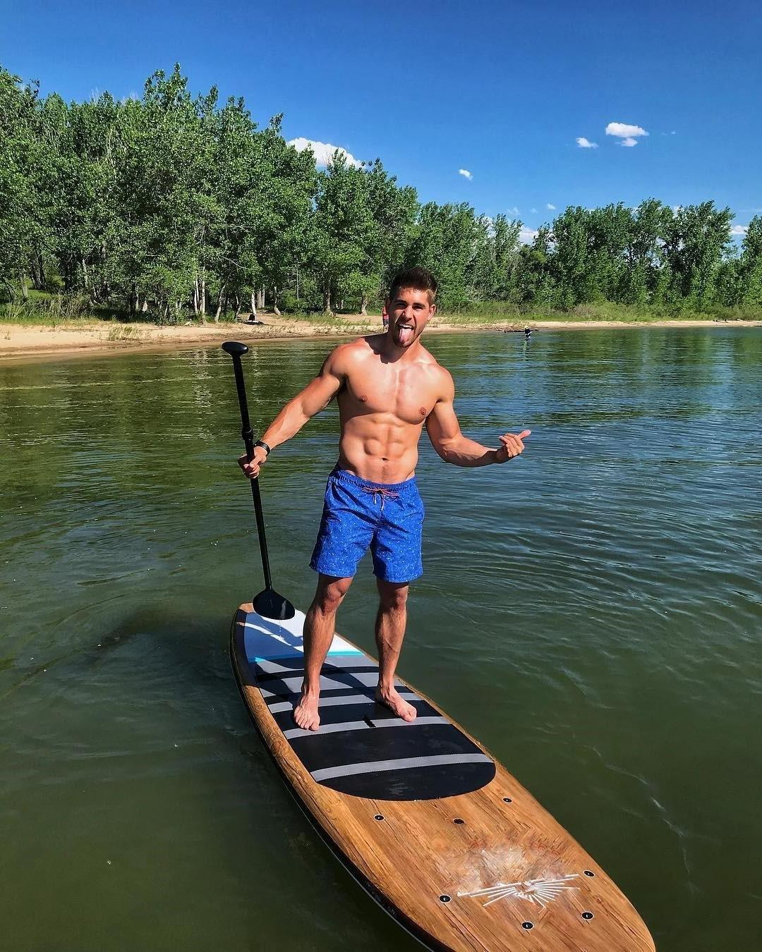 hot-shirtless-fit-young-surfer-dude-abs-pecs-tongue-out-hunk
