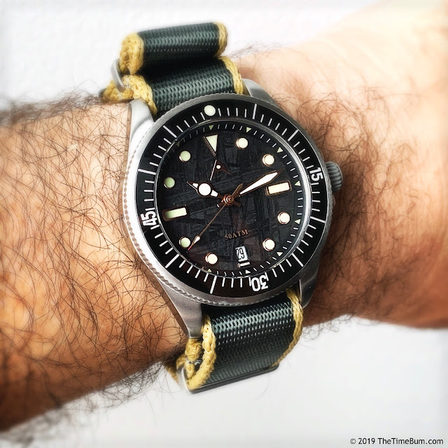 Aerotec Sea Hunt wrist