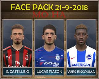 PES 2017 Facepack 21-09-2018 by Mo Ha