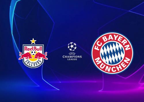 Salzburg vs Bayern Munich -Highlights 03 November 2020