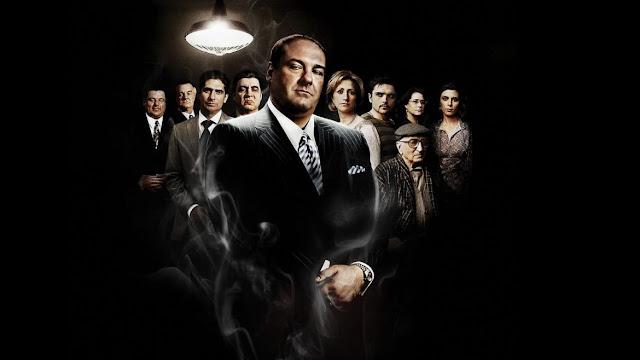 Le casting des Sopranos, de David Chase (1999)