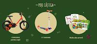 Castiga 1 bicicleta pentru copii + 1 trotineta sau multe alte premii - concurs - 2020 - castiga.net