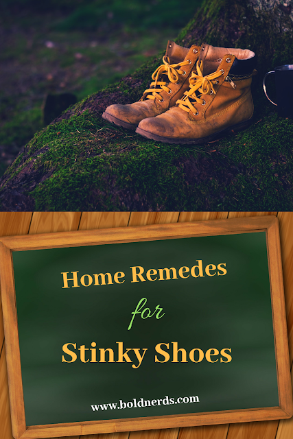 Home Remedies for Stinky Shoes