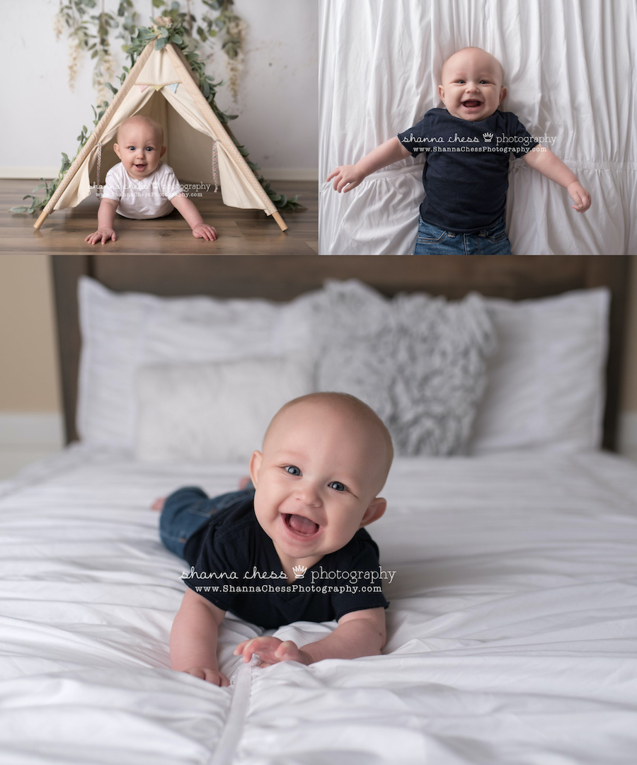 eugene oregon baby and child photographer