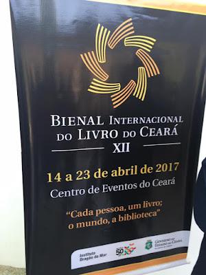 Resultado de imagem para bienal do livro de fortaleza 2017