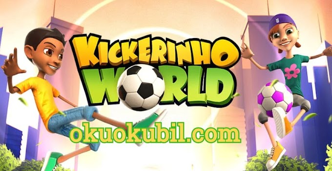 Kickerinho World 1.9.4 Top Sihirbazı Para Hileli Apk + Mod İndir 2020