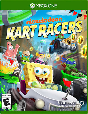 Nickelodeon Kart Racers Video Game 001