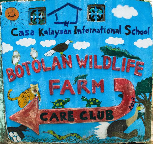 Wildlife Marker in Botolan Zambales