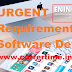 Urgent Requirement For software Developer Jobs in Noida