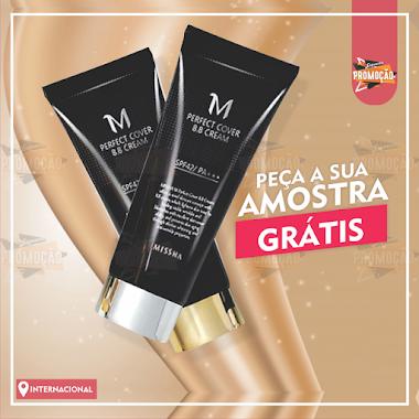 Amostra Grátis - Missha BB Cream
