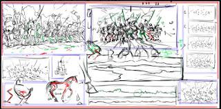 Concept art,tekenles,anatomie tekenen,tekenen,game art,3D tekenen,dieren tekenen,leren tekenen