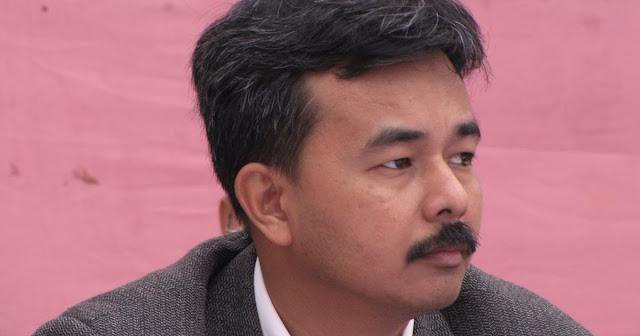 BGP National Working President, Dr. Munish Tamang
