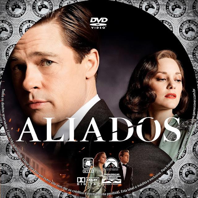 Label DVD Aliados [Exclusiva]