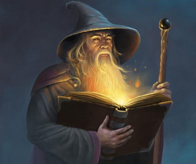 As Origens Lendárias de Merlin, o Mago
