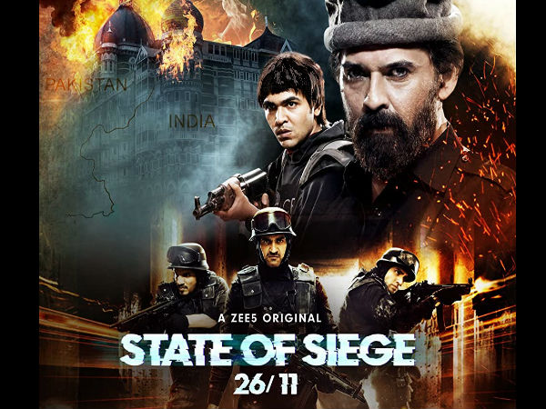 state of seige