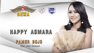Lirik Lagu Pamer Bojo - Happy Asmara