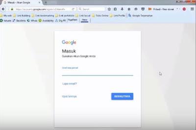Cara Membuat Email Gmail google dengan Mudah Tutorial Khusus Pemula