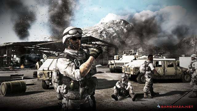 Heavy Fire Afghanistan Gameplay Screenshot 1