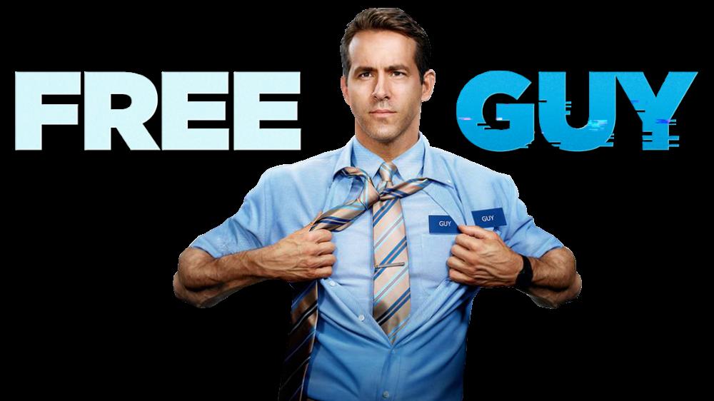 Free Guy 2021 Dual Audio [Hindi-DD5.1] 720p & 1080p BluRay