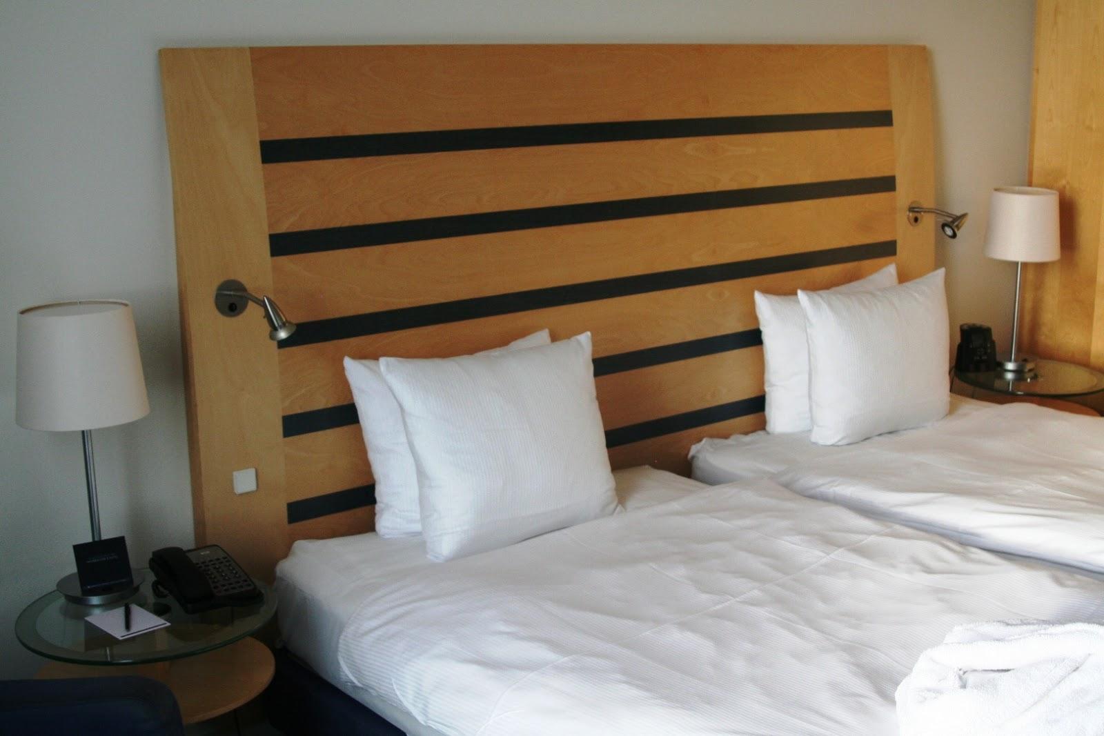 Hilton Copenhagen Airport Kopenhaga pillows