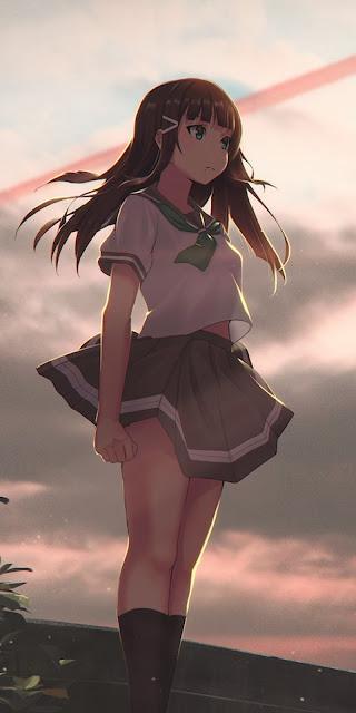 HD Anime Love Live Sunshine Wallpaper
