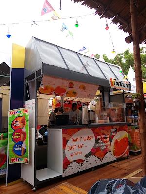 Pontianak Food Festival 2 di Tahun 2018
