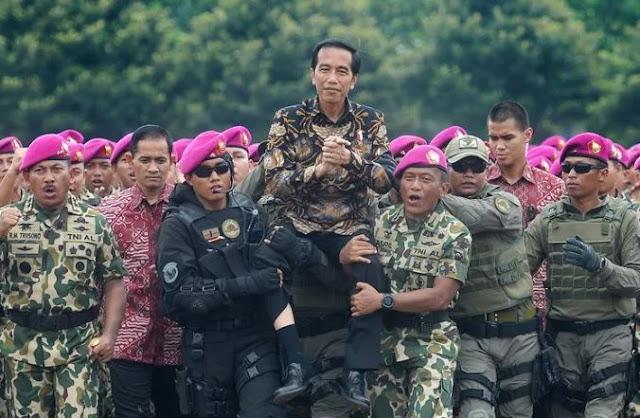Jokowi Hidupkan Kembali Jabatan Wakil Panglima TNI