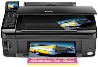 Epson stylus nx510 Wireless Printer Setup, Software & Driver