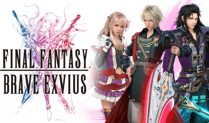 Rekomendasi Games Gratis Android Terbaru - Final Fantasy Brave Exvius