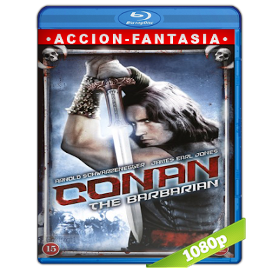 Conan El Barbaro (1982) BRRip Full 1080p Audio Trial Latino-Castellano-Ingles 5.1