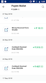 zingura app payment proof October