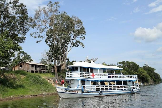 Após aumento de casos, Projeto Quilombo amplia atividades para comunidades de Oriximiná