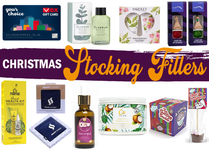 Christmas Stocking Fillers Gift Guide