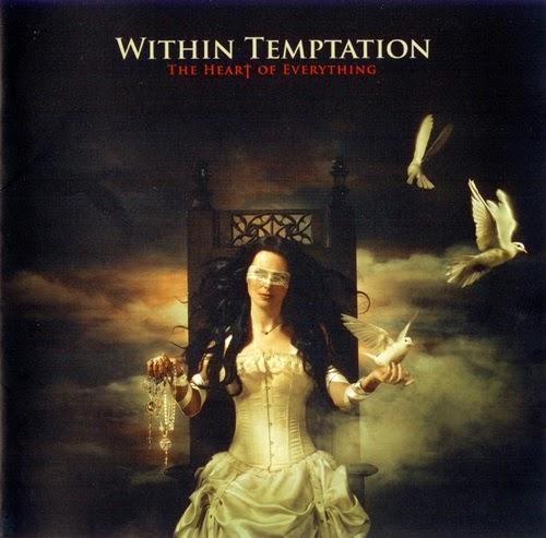 Heart Temptation Everything Within