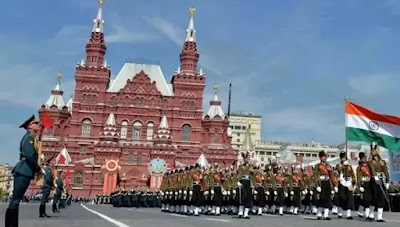 India to send Tri-Service contingent to participate in 75th Victory Day Parade of World War II in Moscow: Point-to-Point Details