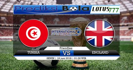 Prediksi Skor Tunisia vs Inggris