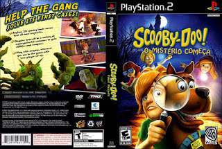 Cheat Scooby-Doo! First Frights PS2