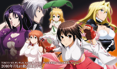 Sekirei Pure Engagement BD (Episode 1-12) Sub Indo + OVA