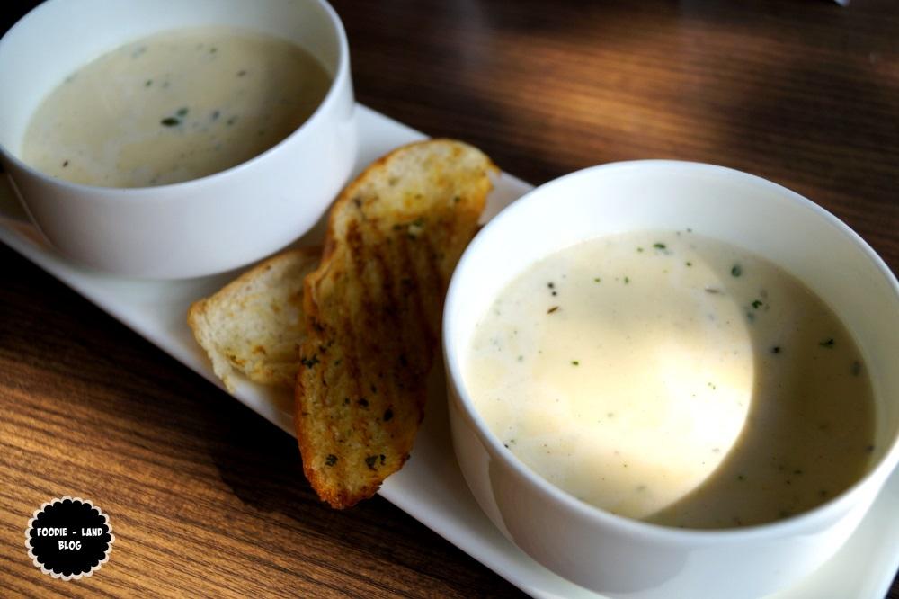 Seafood Chowder@ Woodstok   Indiranagar   Bangalore