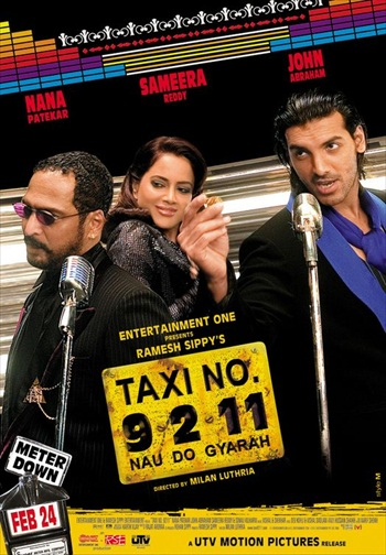 Taxi No 9211 (2006) HDRip 850Mb Hindi Movie 720p Watch Online Full Movie Download bolly4u