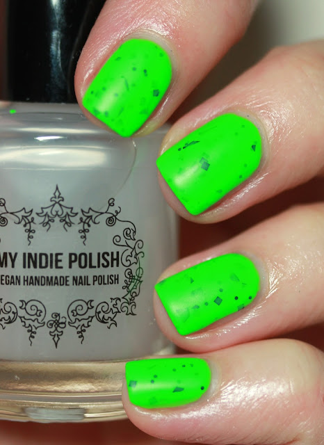 My Indie Polish My Perfect Matte Top Coat