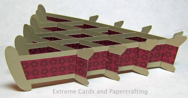 Extreme Cards And Papercrafting Pi Pie Sliceform