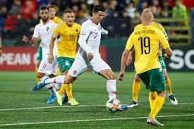مباراة البرتغال وليتوانيا اليوم